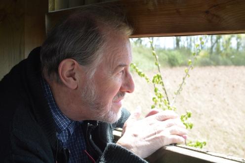L'observatoire des oiseaux, qui permet sans les déranger, d'observer les espèces rares...